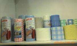 供应多种出口家用工业用无纺布_洗碗布_竹纤维抑菌无纺布生产厂家