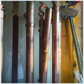 厂家定制批发镀铜酒店会所大门环保木箱包装拉手不锈钢拉手