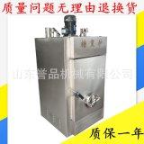 雞鴨多功能糖薰爐電蒸汽兩用上色均勻 專業薰肉設備機器 糖薰爐