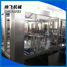 24-24-8茶饮料三合一灌装机  食品灌装机