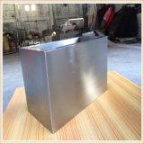厂家直销方形不锈钢大花盆,户外不锈钢花桶,不锈钢大花盆供应商