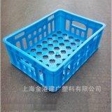 厂家直销 塑胶煤球筐 470*350*170 塑料周转筐 橘子筐 蔬菜筐