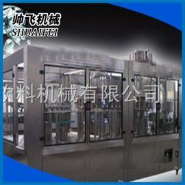 聚酯瓶装灌装机 饮料灌装机生产线 三合一灌装机械