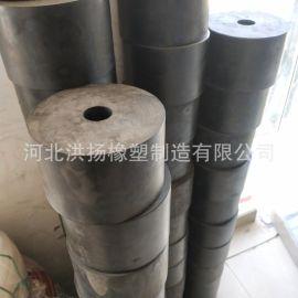 橡膠復合減震彈簧 高強度耐壓橡膠減震器 橡膠緩衝柱 可定做
