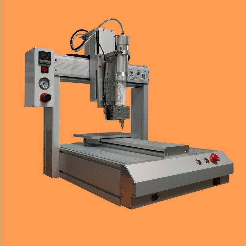 深圳全自动涂胶机 三轴数控点胶机 精密在线式ab胶打胶机灌胶机