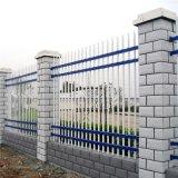 方管锌钢护栏网 别墅小区防护栅栏围墙铁艺护栏