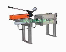 小型不锈钢隔膜压榨压滤机