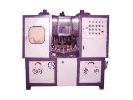 全自动转盘抛光机 LC-ZP905-A