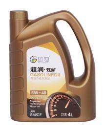 耐瑞超润节能SM/CF 5W-40汽车润滑油