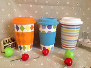 定做陶瓷广告杯子咖啡杯子星巴克杯子陶瓷碗盘碟子ML0019