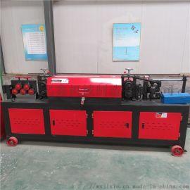 山东厂家直销全自动钢筋调直切断机