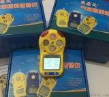 慶陽攜帶型四合一氣體檢測儀13891857511