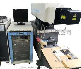 二手大族原装CO2-T500激光打标机