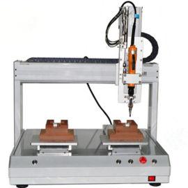 东莞瑞德鑫桌面式自动锁螺丝机照明行业六轴平台