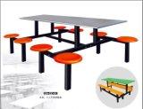 厂家供应/可定做校用餐桌椅/八人食堂餐桌/快餐餐桌椅批发