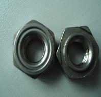 M16六角焊接螺母,DIN929