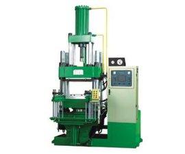 橡胶注压成型机,100吨橡胶注胶机