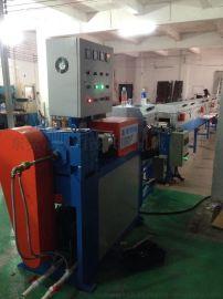 厂家强势推出硅胶管挤出设备