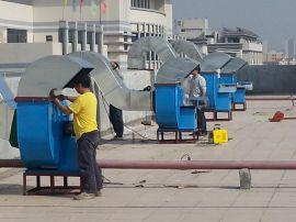 深圳白铁工程,深圳铁皮烟囱,回流焊排烟管道工程,深圳白铁皮风管
