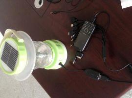 平超照明科技太阳能手摇发电野营灯