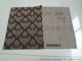 山东厂家供应拉绒双色提花宾馆客房地毯棕驼色DYL814
