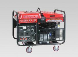 三相10KW进口汽油大功率发电机SHT11500HAS
