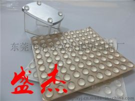 玻璃胶垫 玻璃透明胶垫 玻璃防撞胶垫生产厂家
