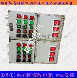 BXMD系列照明动力防爆配电箱厂家