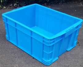 塑料胶箱 食品配送箱 塑料收纳箱 pe塑料箱周转箱