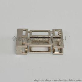 压铸厂锌合金压铸件 锌合金门窗装饰件