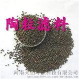 大庆生物挂膜陶粒滤料价格