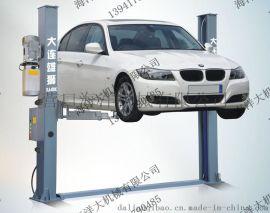 雄狮电子锁双柱举升机 4吨双边电子锁汽车双柱举升机