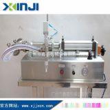 XJNB卧式半自动单头香油灌装机设备
