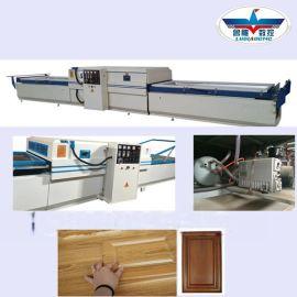 全自动真空覆膜机/真空吸塑机/覆膜机/热压机/木门生产设备