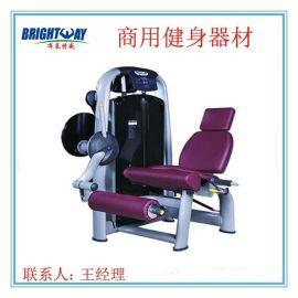 厂家直销腿部训练器 TC14坐式伸腿训练器 健身房力量器械
