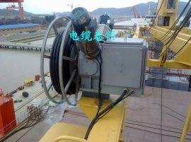 亚重牌电动式电缆卷筒,JDB85-100-4,卷取100m电缆线,装卸船机用,磁滞式电缆卷筒