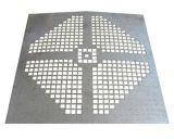 镀锌板冲孔网-钢筋网片