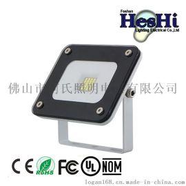 超薄LED贴片投光灯 10W钢化玻璃面盖泛光灯LED户外照明 外贸精品