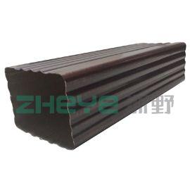 供应北京市90*120MM雨水管/成品天沟/成品檐沟/屋面落水系统