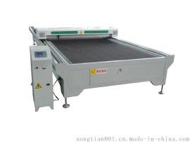 济南/松田/数控/CO2/ST-1680/ 大幅面/座套/坐垫激光切割机/激光裁剪机/激光裁床/激光下料机