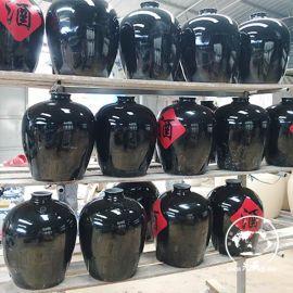 景德鎮酒缸廠供應陶瓷酒缸批發定製LOGO