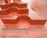 厂家直销D9A型立管管夹  CS1垂直管道双拉杆长管夹组件 105立管管夹西宁弹簧支吊架、弯头管件、电厂附件等