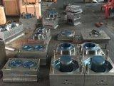 中式塗料桶模具 鑲嵌 青銅模具