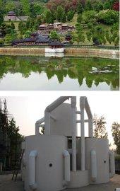 西安上德景观水循环处理设备