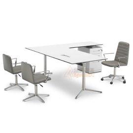 众晟家具批发#304不锈钢办公桌