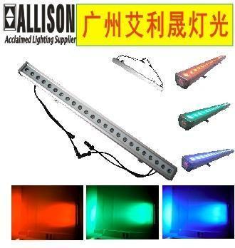LED24*3W全彩洗墙灯ALS-LW-2403-IP65