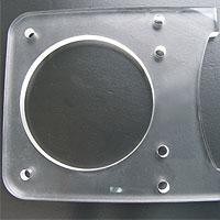 JY-1308D80水晶字激光雕刻切割机