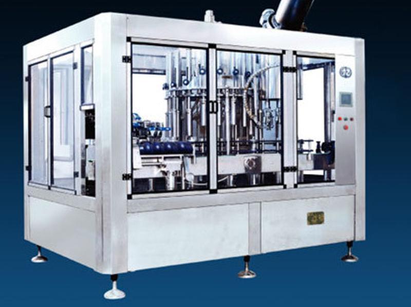 供應廠家直銷酸飲料生產線設備,含氣飲料灌裝機械,等壓灌裝機