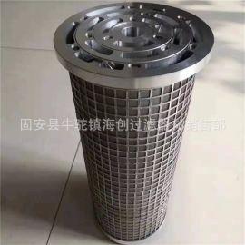 厂家直销 钢厂双并联液压油滤芯Y15-25电厂汽轮机滤芯 可来图加工