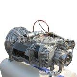 陝汽德龍車型配件 德龍H6000變速箱總成陝汽德龍變速箱殼子圖片